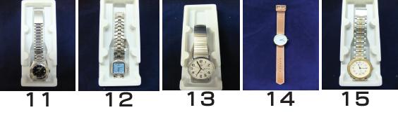 時計11〜15